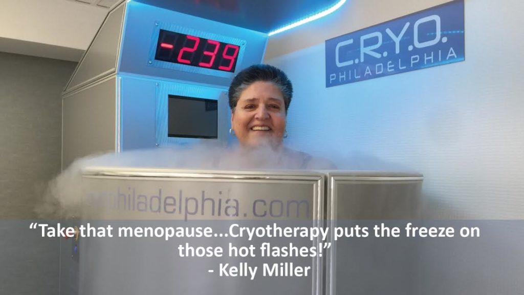 Kelly Miller - Menopause